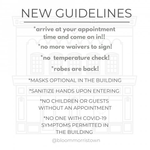 NEW APPOINTMENT GUIDLINES